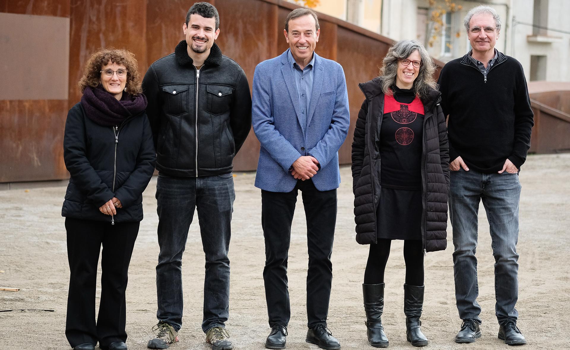 La migració de les aus per l'Alta Garrotxa i la història del Cine Club Olot s'estudiaran gràcies a les Beques Ciutat d'Olot