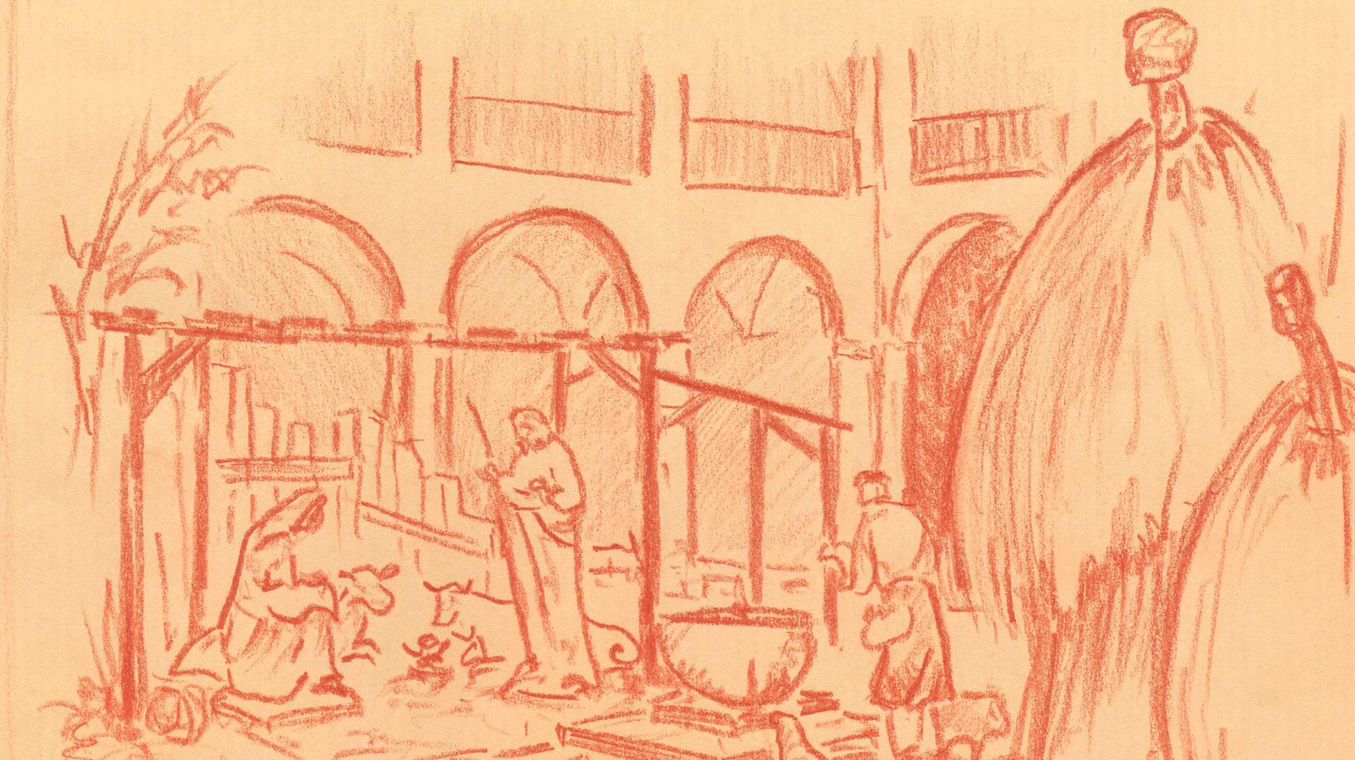 Inauguració del Pessebre de la Ciutat