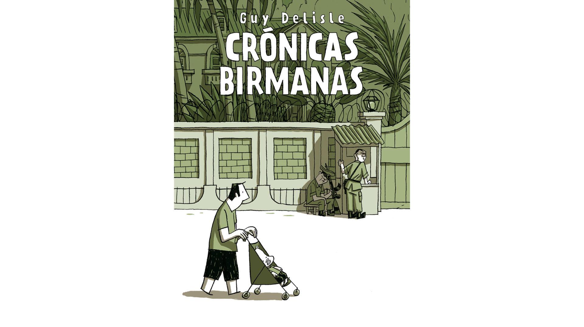 Club de lectura: comentari de 'Crónicas birmanas'