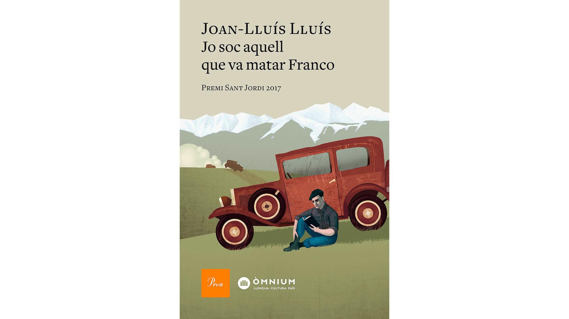 Club de lectura per a adults: comentari de 'Jo sóc aquell que va matar Franco'