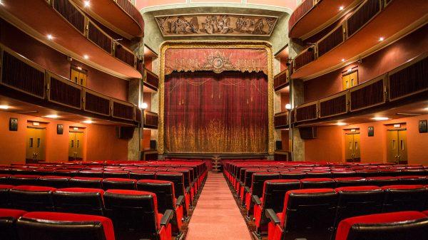 Teatre Principal d'Olot.