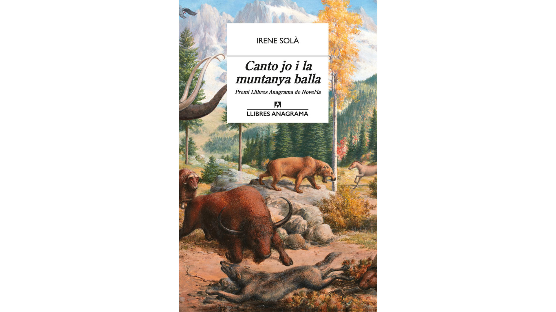 Presentació del llibre 'Canto jo i la muntanya balla'