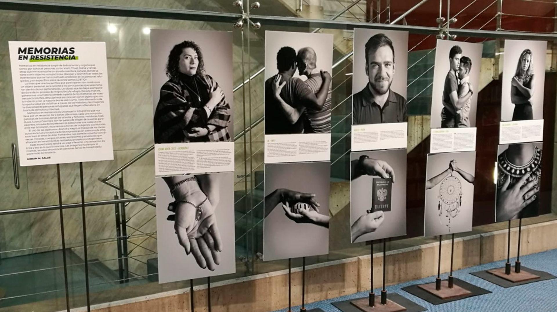 Taula rodona 'Memorias en resistencia'