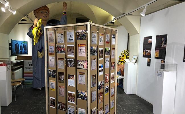 Exposició dels 40 anys de Rialles.