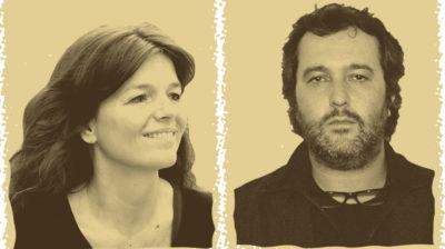Conversa entre Maylis de Kerangal i Álvaro Colomer al Festival MOT.