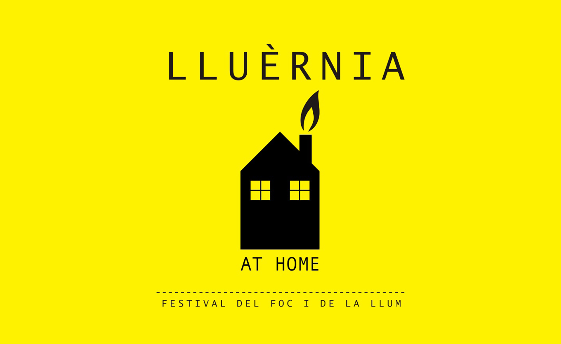 El Lluèrnia crida a gravar instal·lacions des de casa