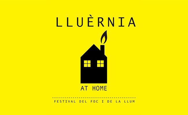 Lluèrnia at home.