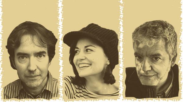 Conversa entre Mariano Peyrou, Lana Bastašić i Màrius Serra al Festival MOT.