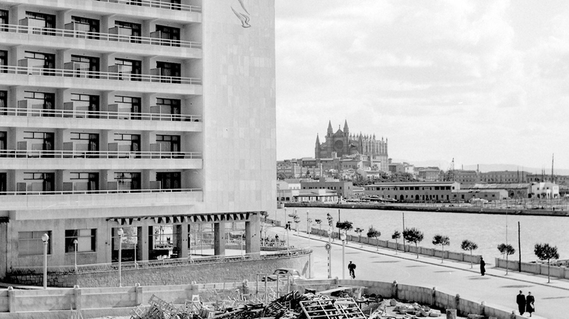 María Sebastián: Arquitectura i turisme a les Illes Balears. Projectes, obres, fotografies