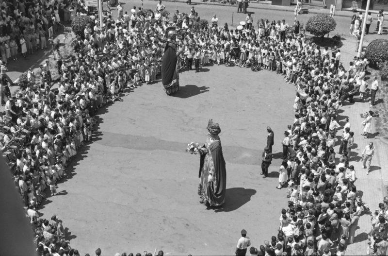 Ball de Corpus, 1980.