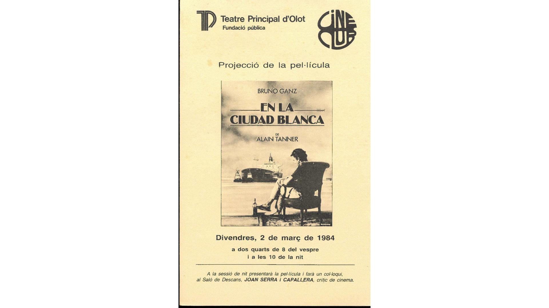40 anys del Cine Club Olot