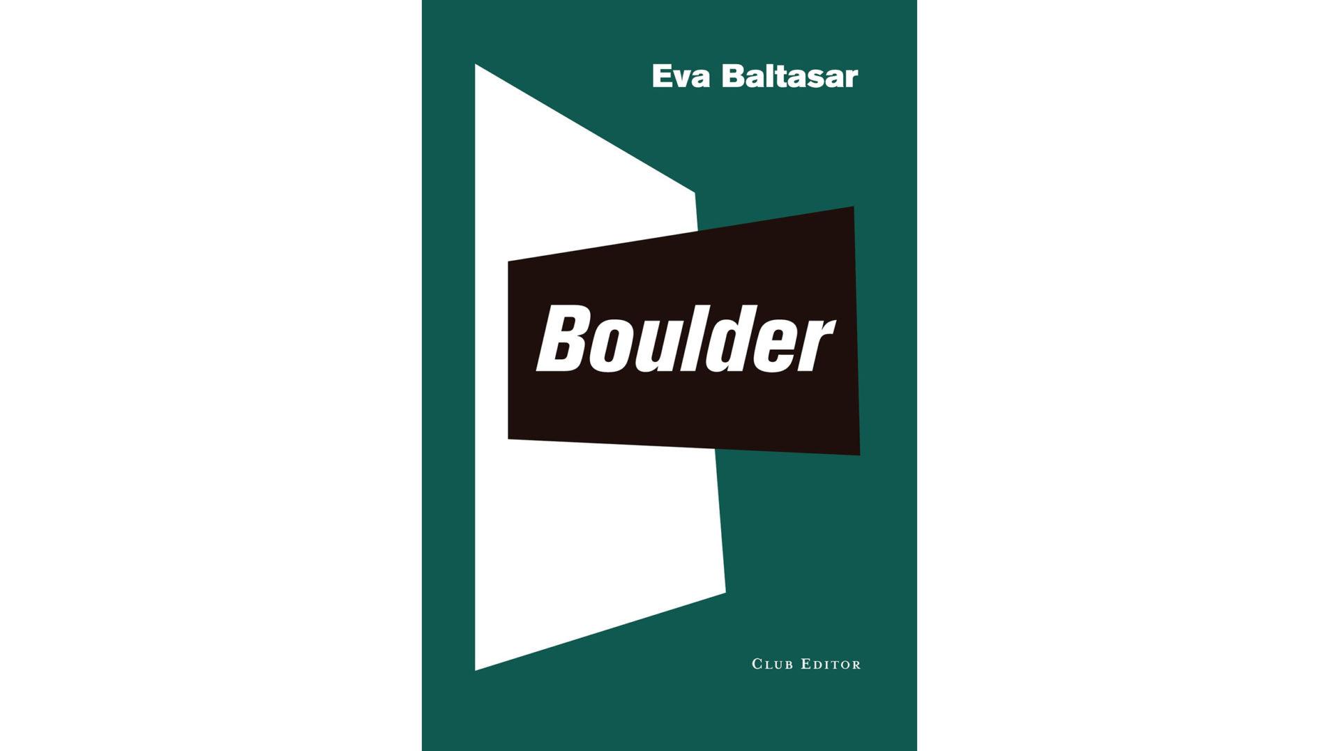 Presentació del llibre 'Boulder'