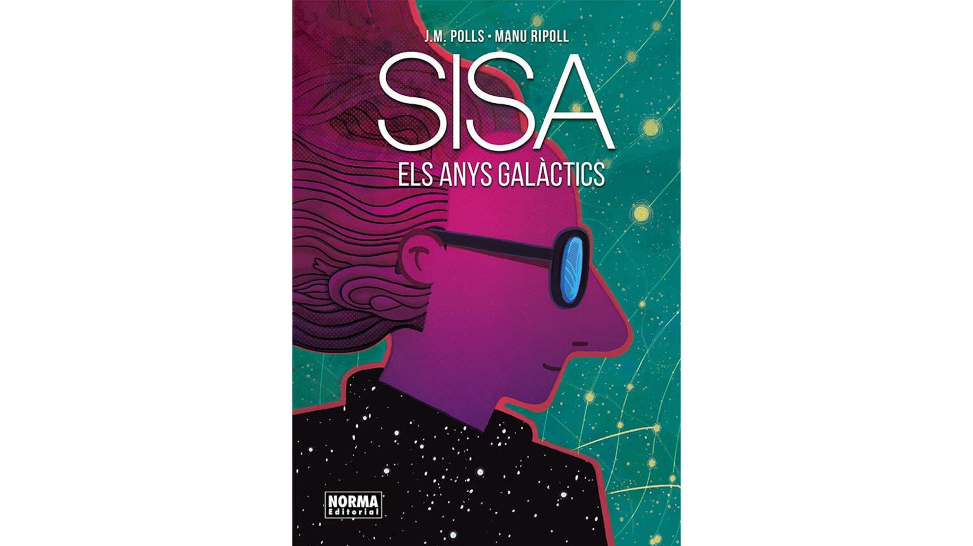 Presentació del llibre 'Sisa, els anys galàctics'