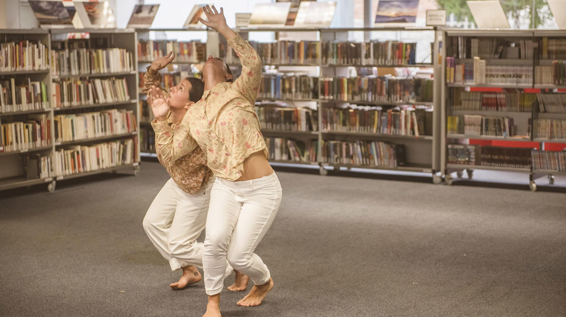 Sismoweekend a la Biblioteca