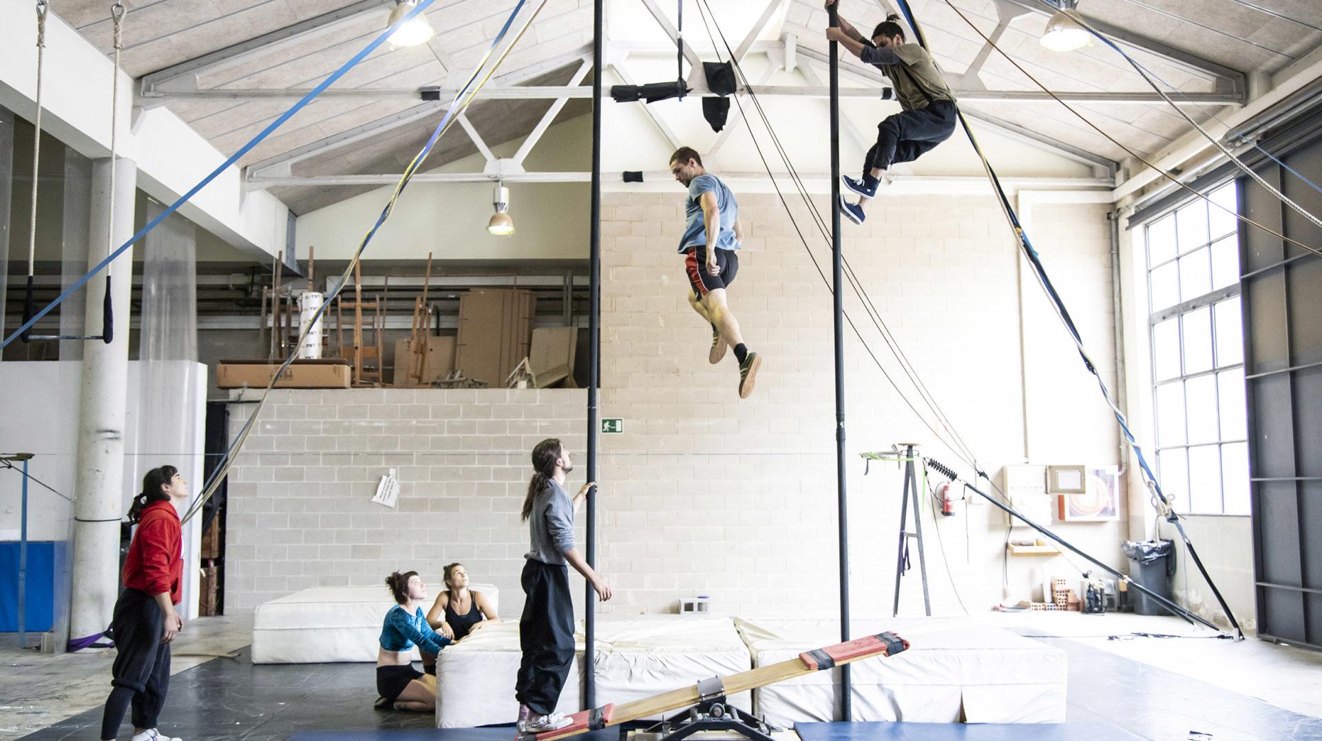 Assaig obert de la Producció Nacional de Circ