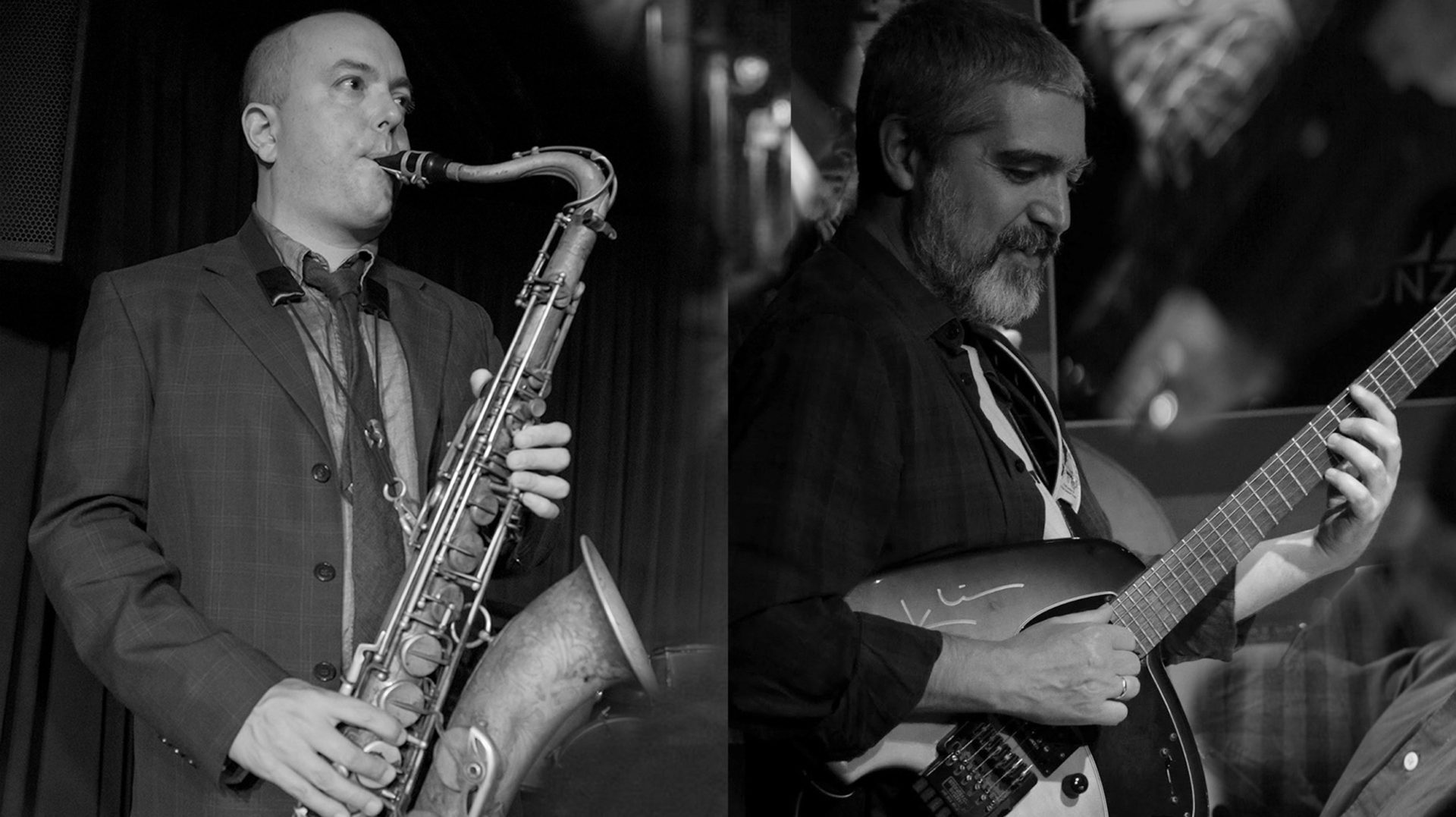 Dani Pérez i Bill McHenry Quartet