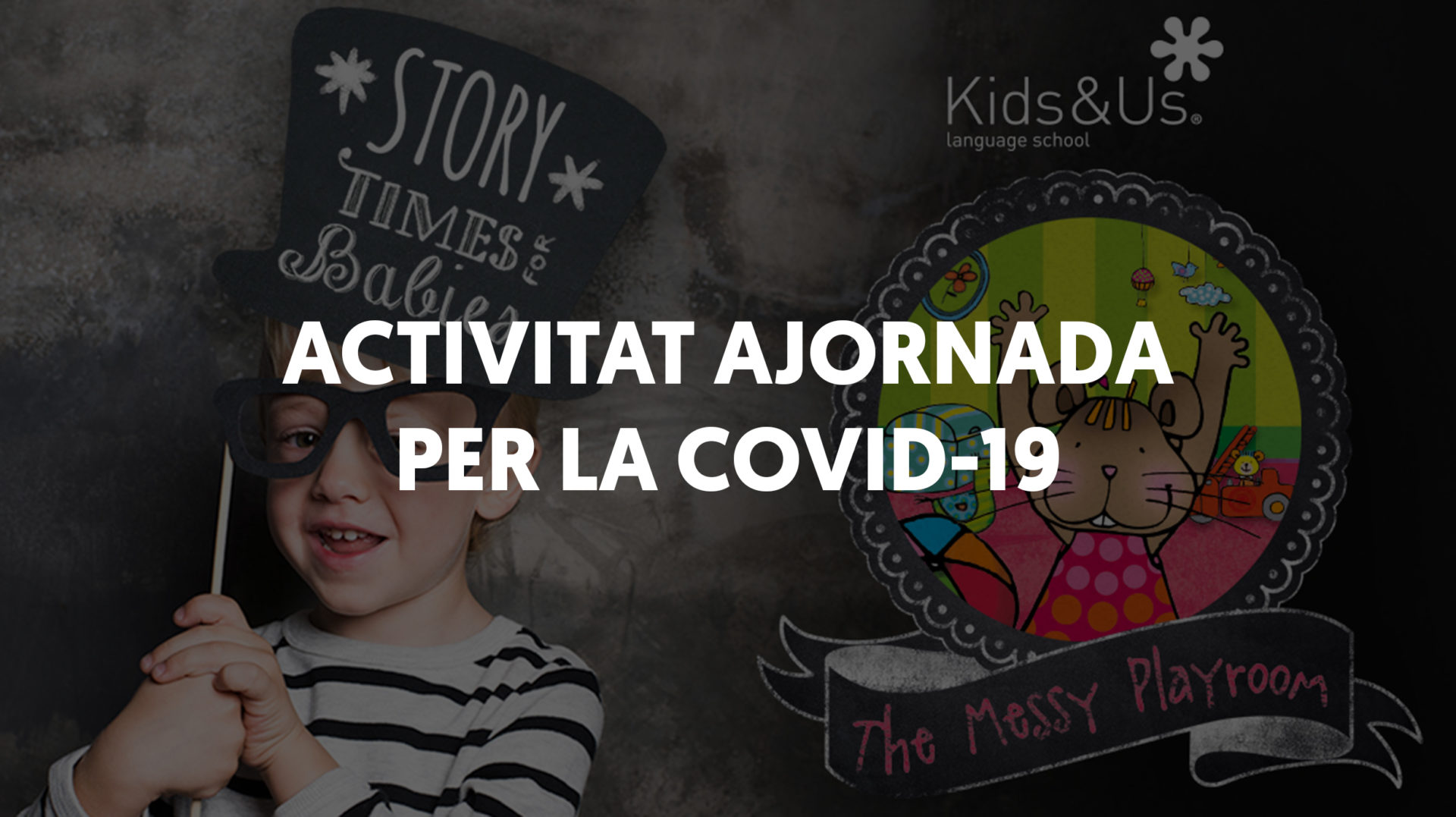 Hora del Conte: The messy playroom (activitat ajornada per la COVID-19)