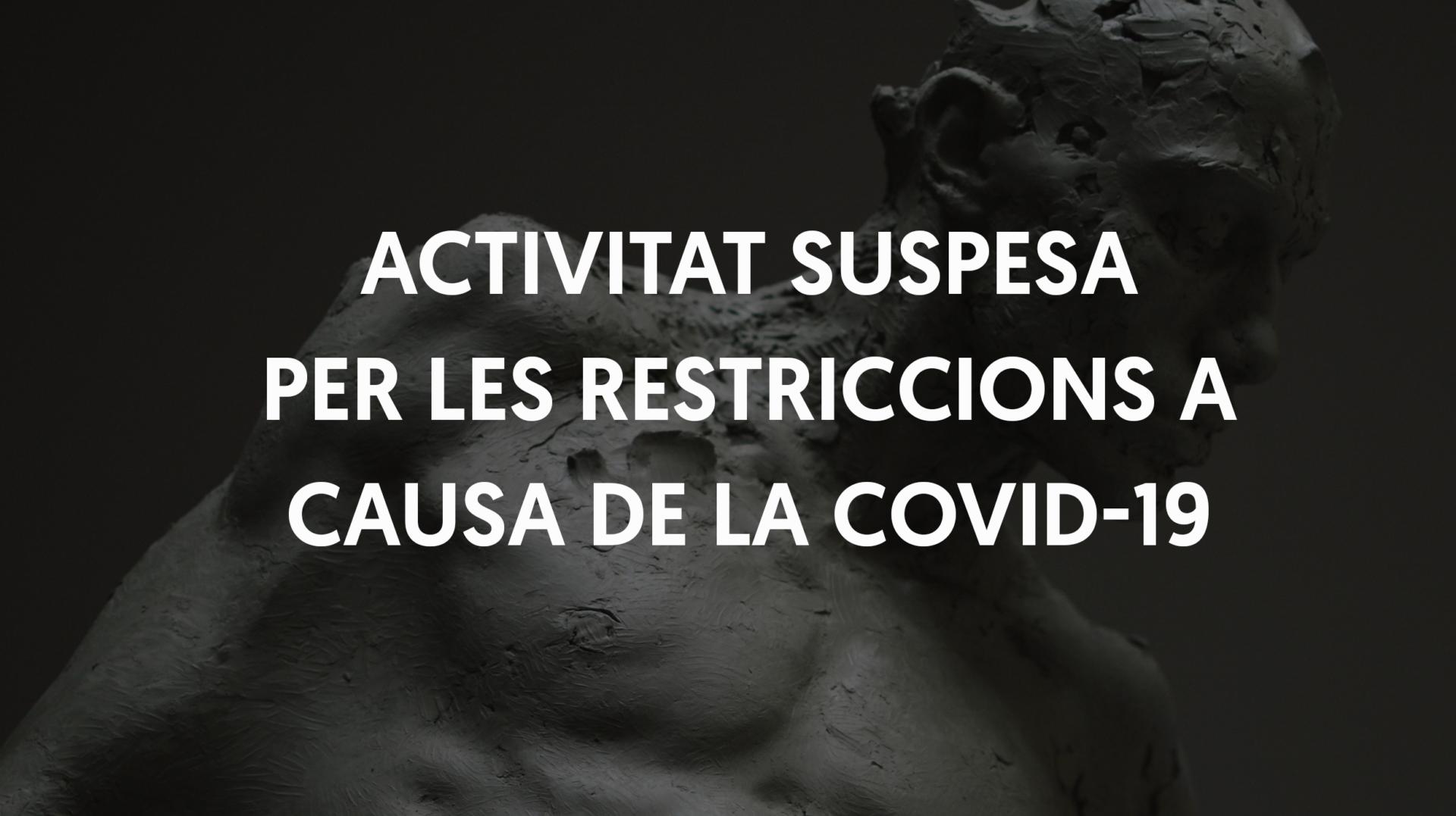 """Conversa amb els comissaris de l'exposició """"Eudald de Juana i la Transgressió de la forma"""" (Activitat suspesa)"""