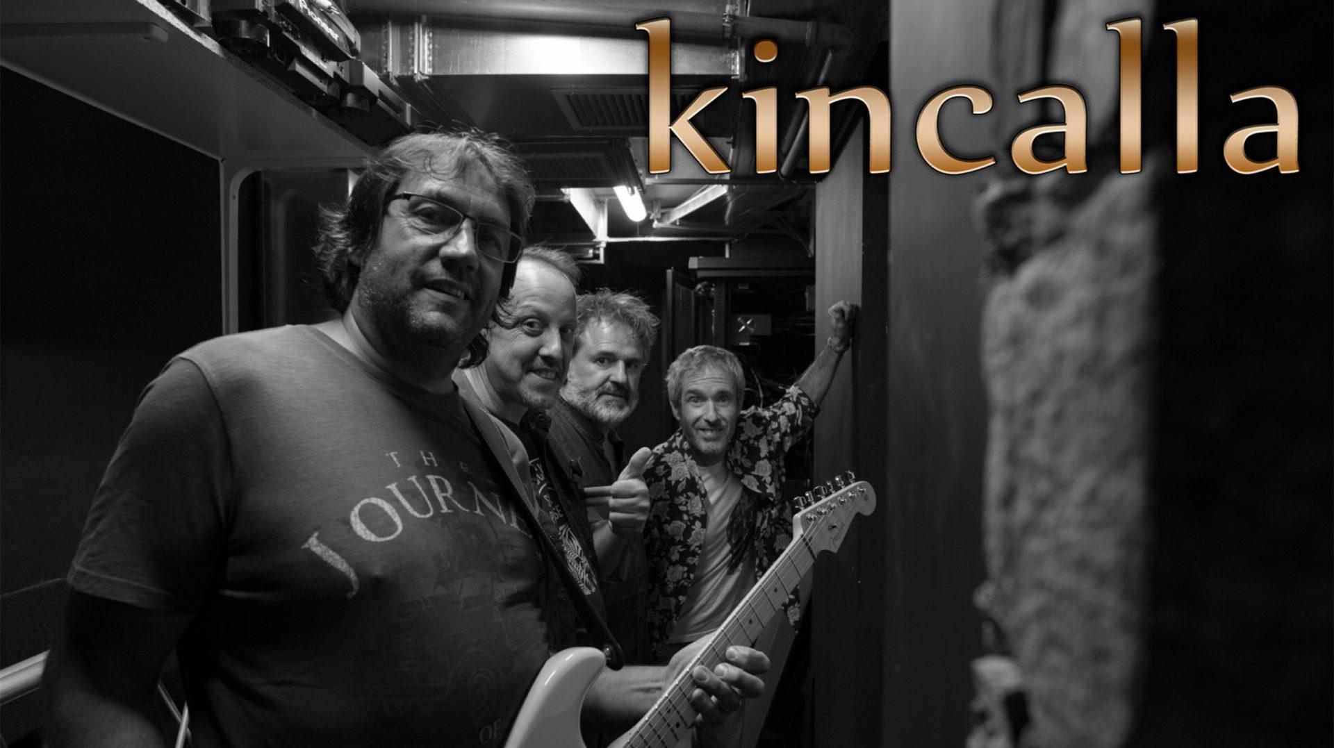 Concert de Kincalla i PDP Experience