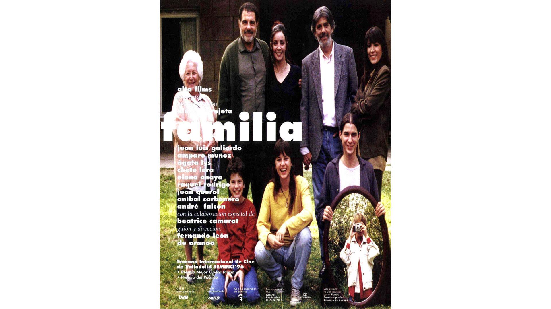 Cinema del Club: Família