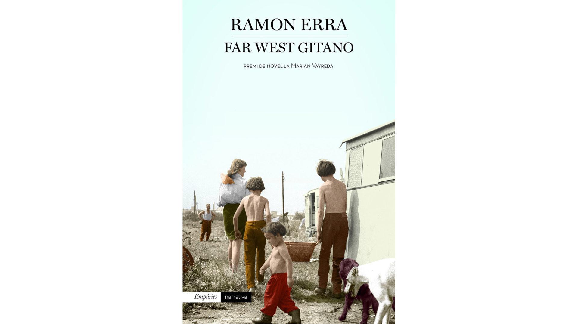 Club de lectura d'adults: Far West gitano
