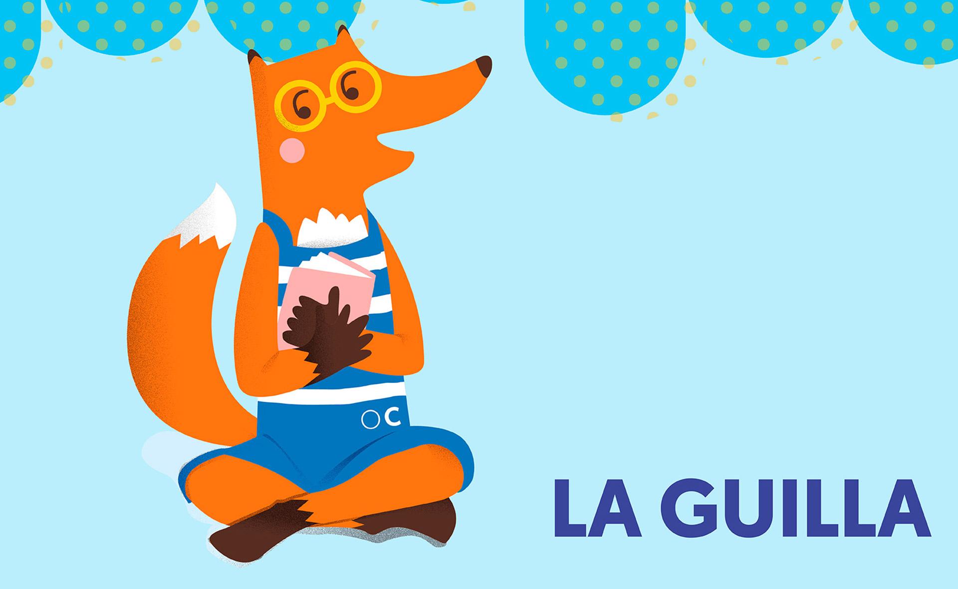 Olot Cultura presenta La Guilla, la companya cultural dels infants