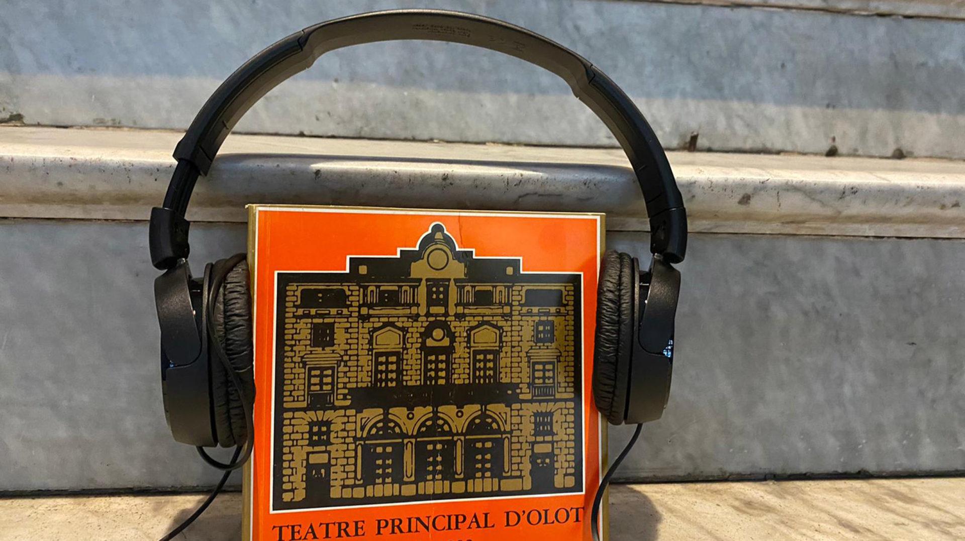 Visita audioguiada pel Teatre