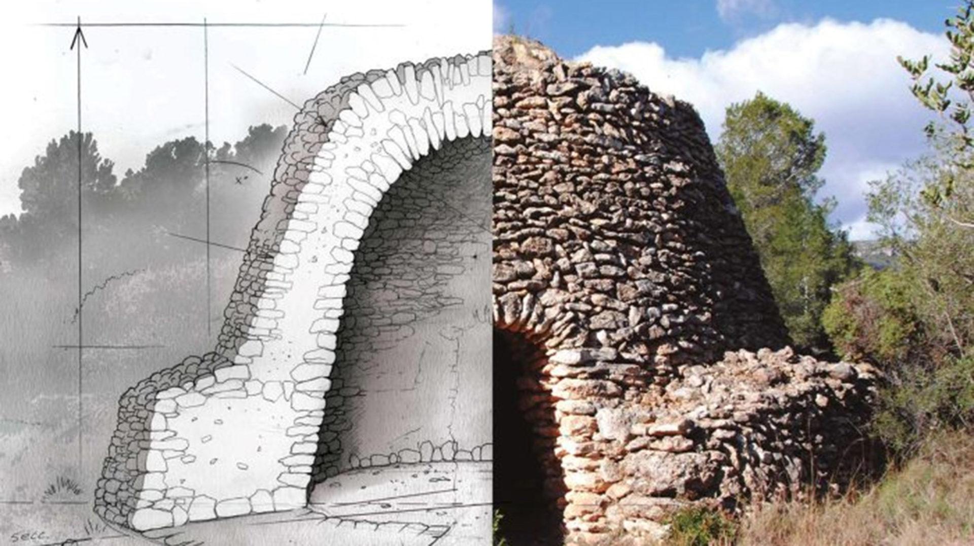 Tota pedra fa paret. La paret seca de Catalunya