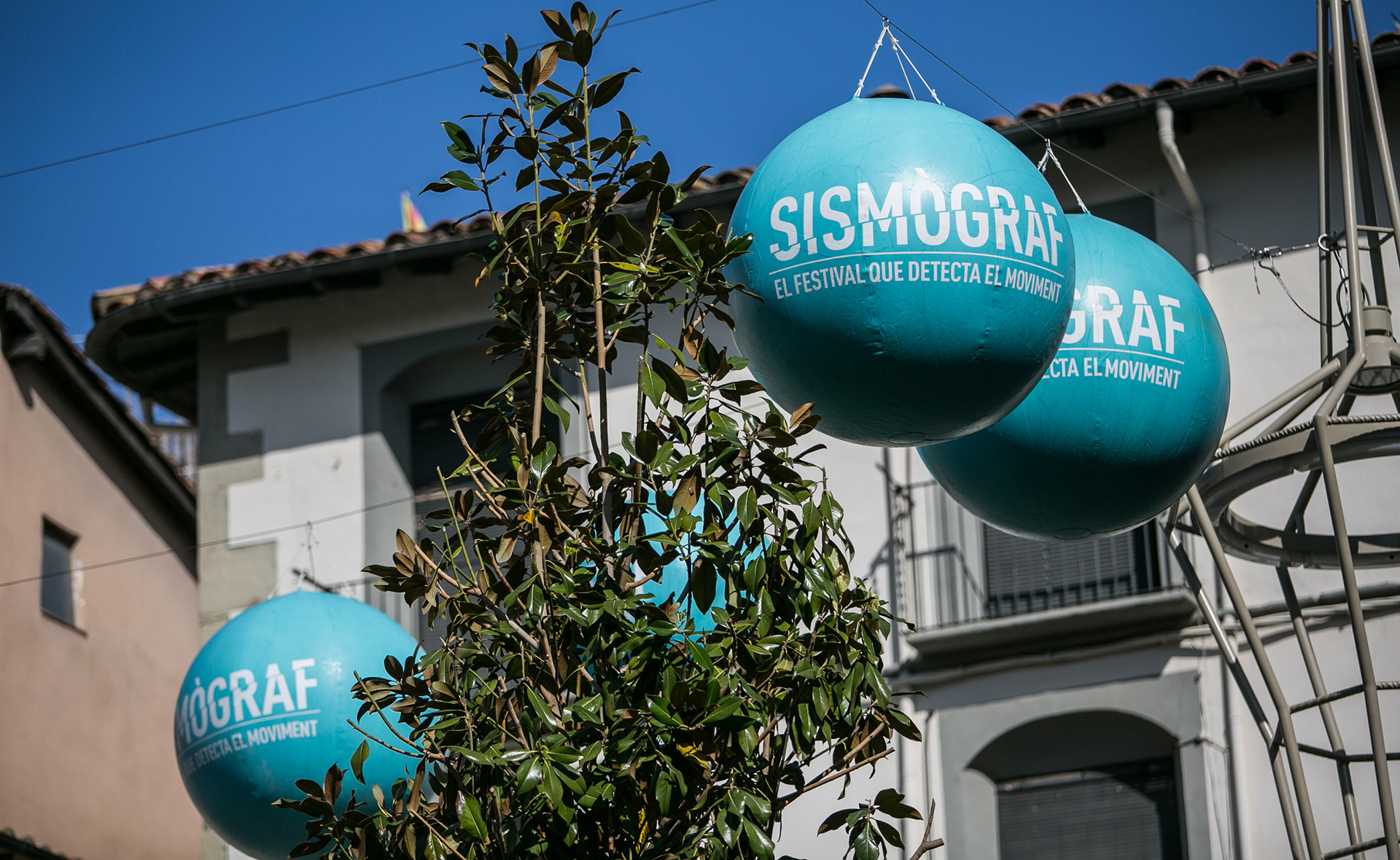El festival Sismògraf és un dels impulsors d'un nou projecte europeu de gran escala