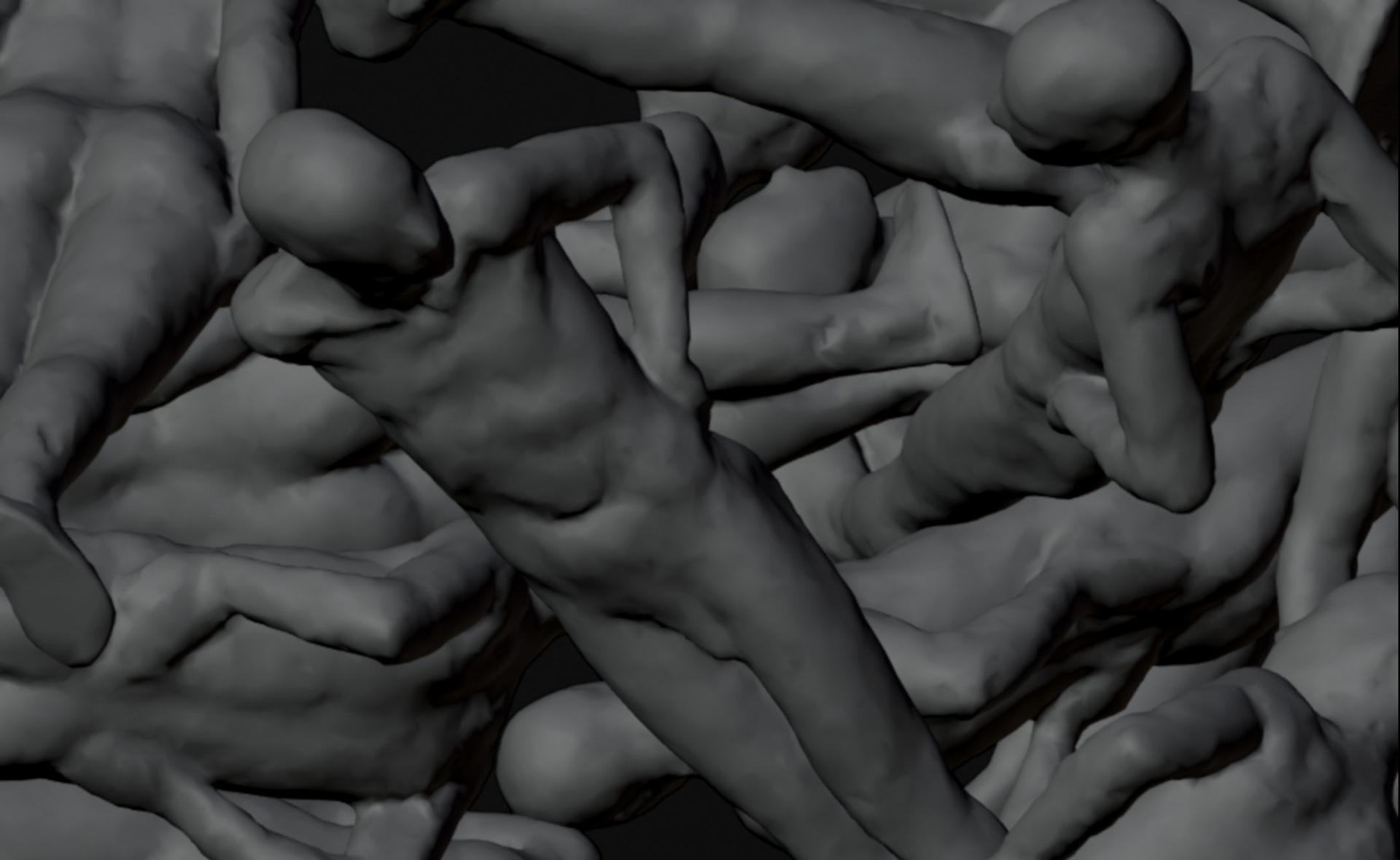 La realitat augmentada de Fèlix Atmetlla, exposada a la Sala Oberta 2