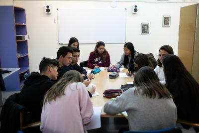 Un dels tallers del MOT INS del 2019. Foto: Martí Albesa