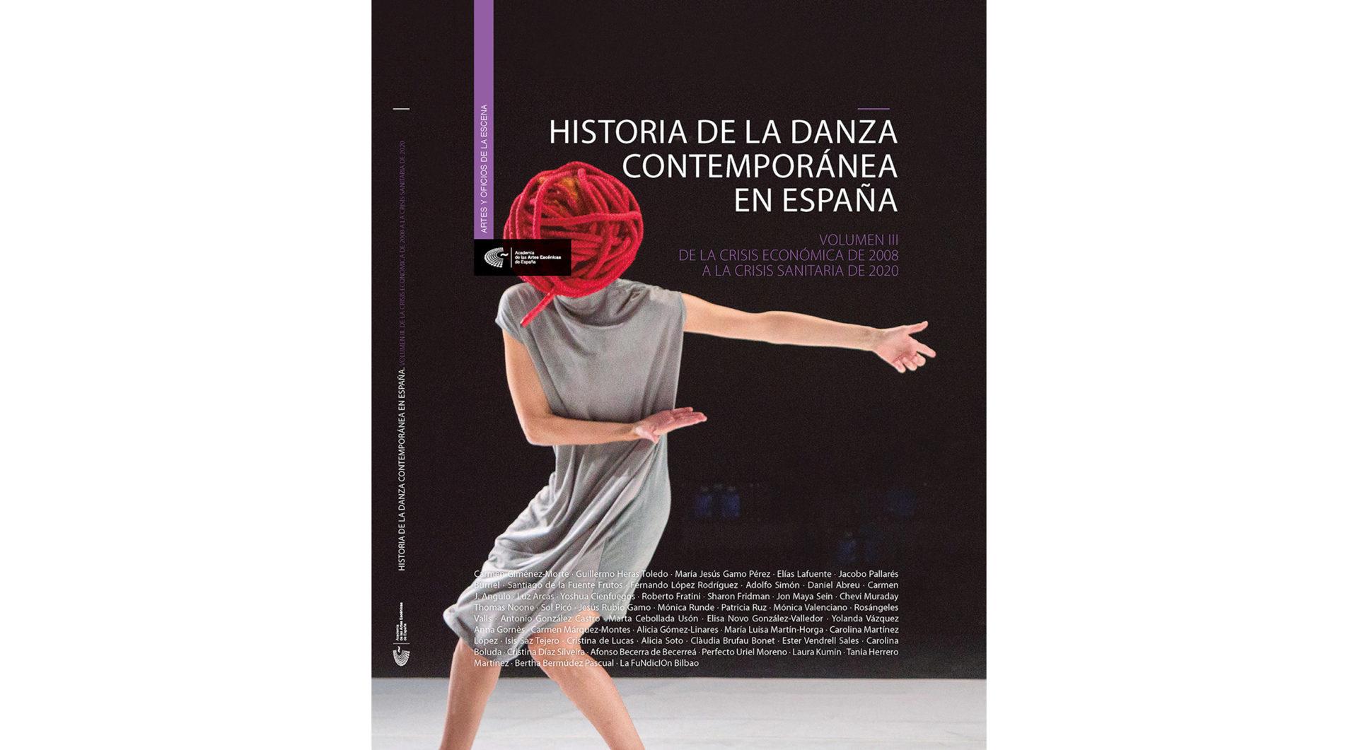 Presentació del llibre 'Historia de la danza contemporánea en España'
