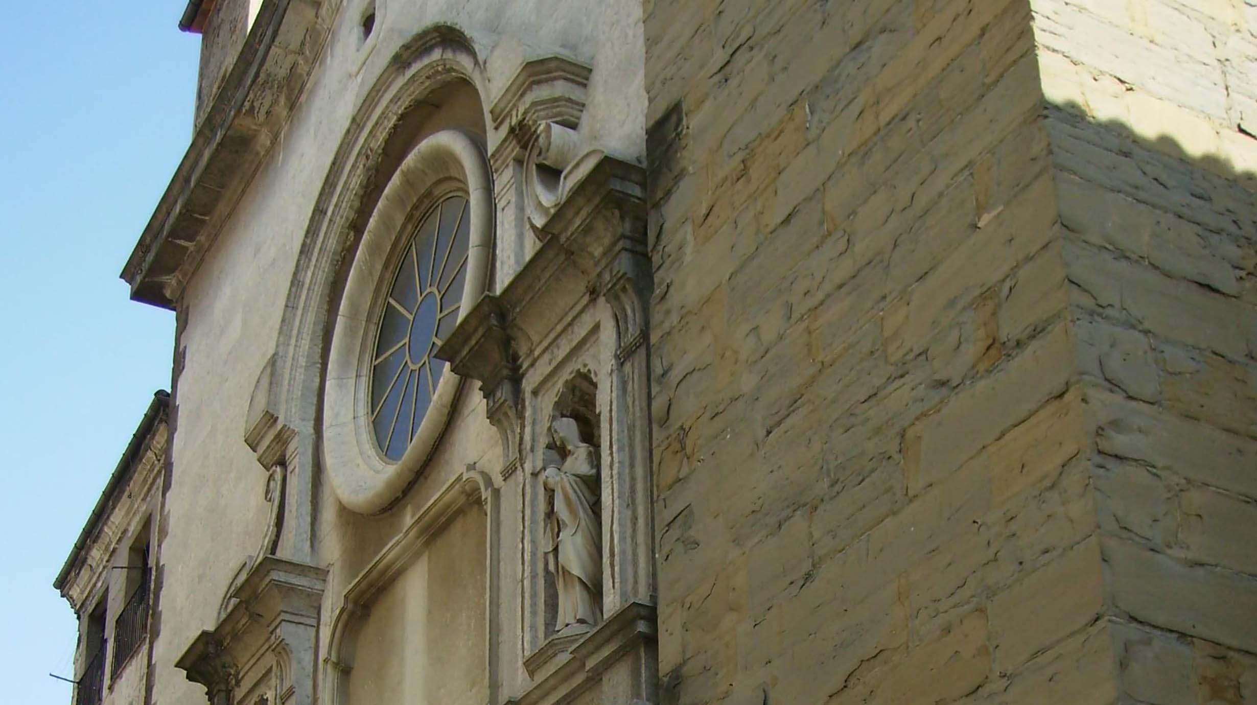 Visita guiada a l'església del Tura