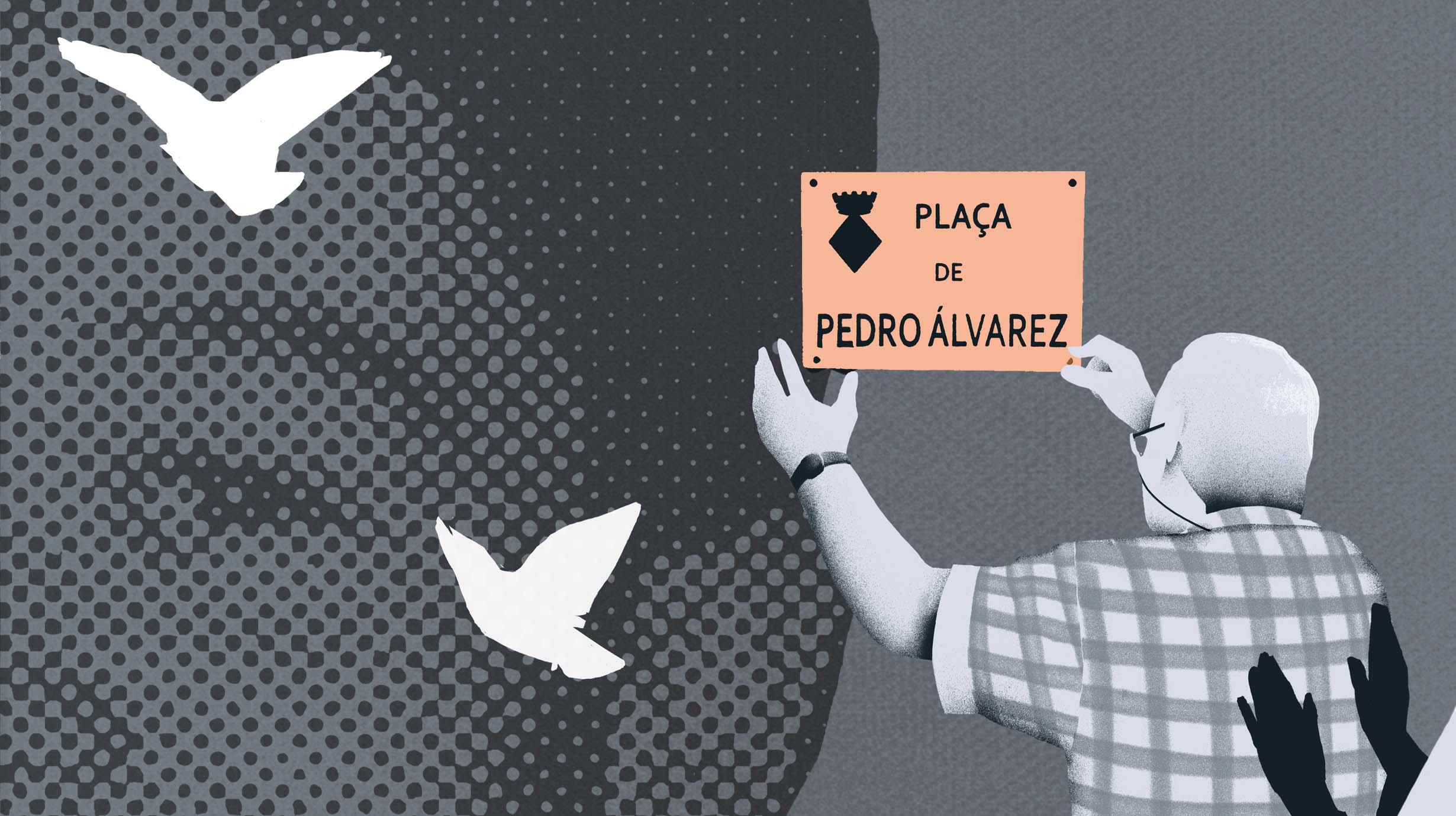 Projecció del documental 'Nosotros no olvidamos'