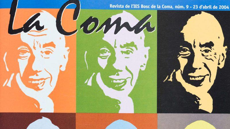 INS Bosc de la Coma: 25 revistes, 25 anys d'història