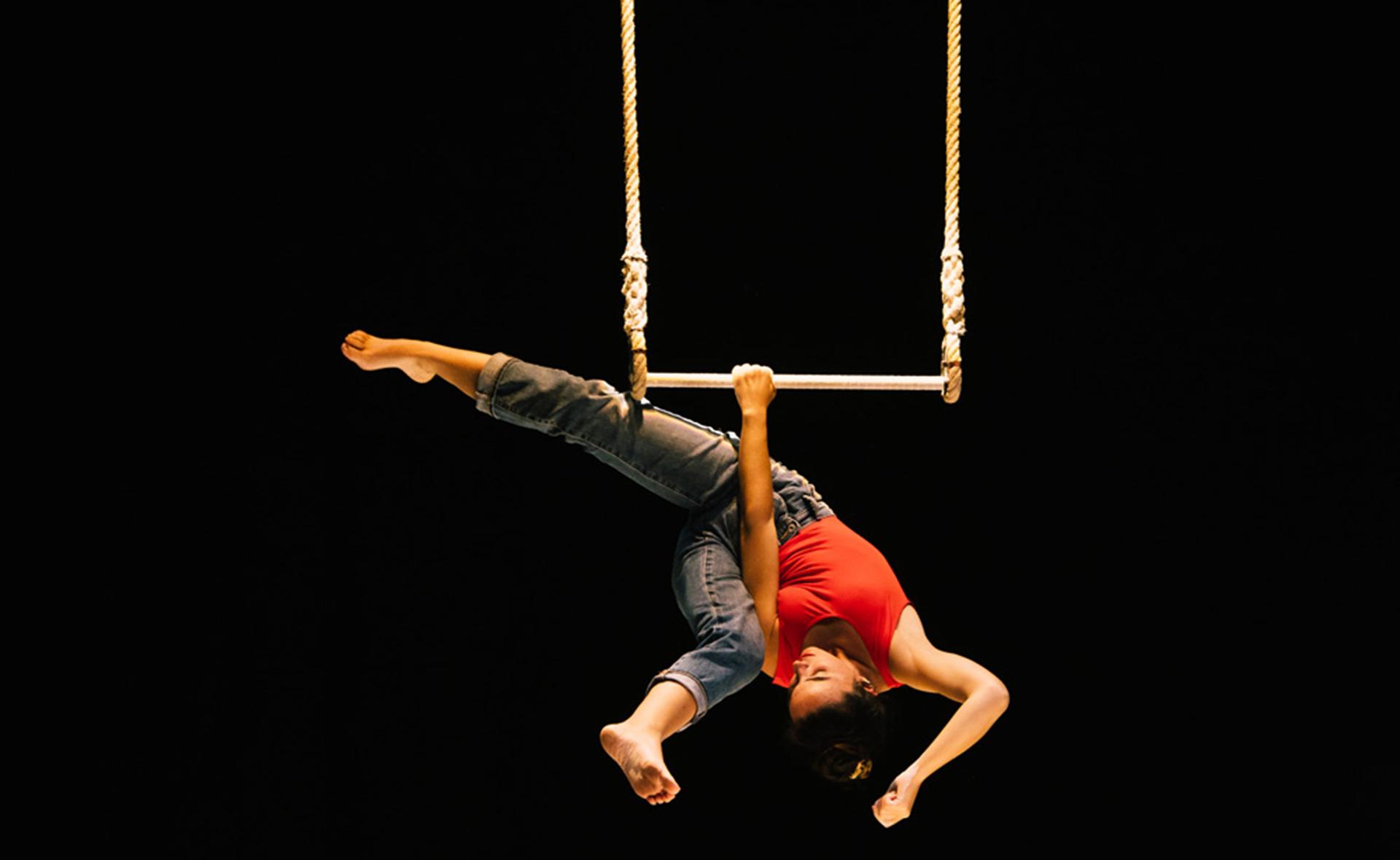 Tres dijous de circ, al Teatre Principal d'Olot