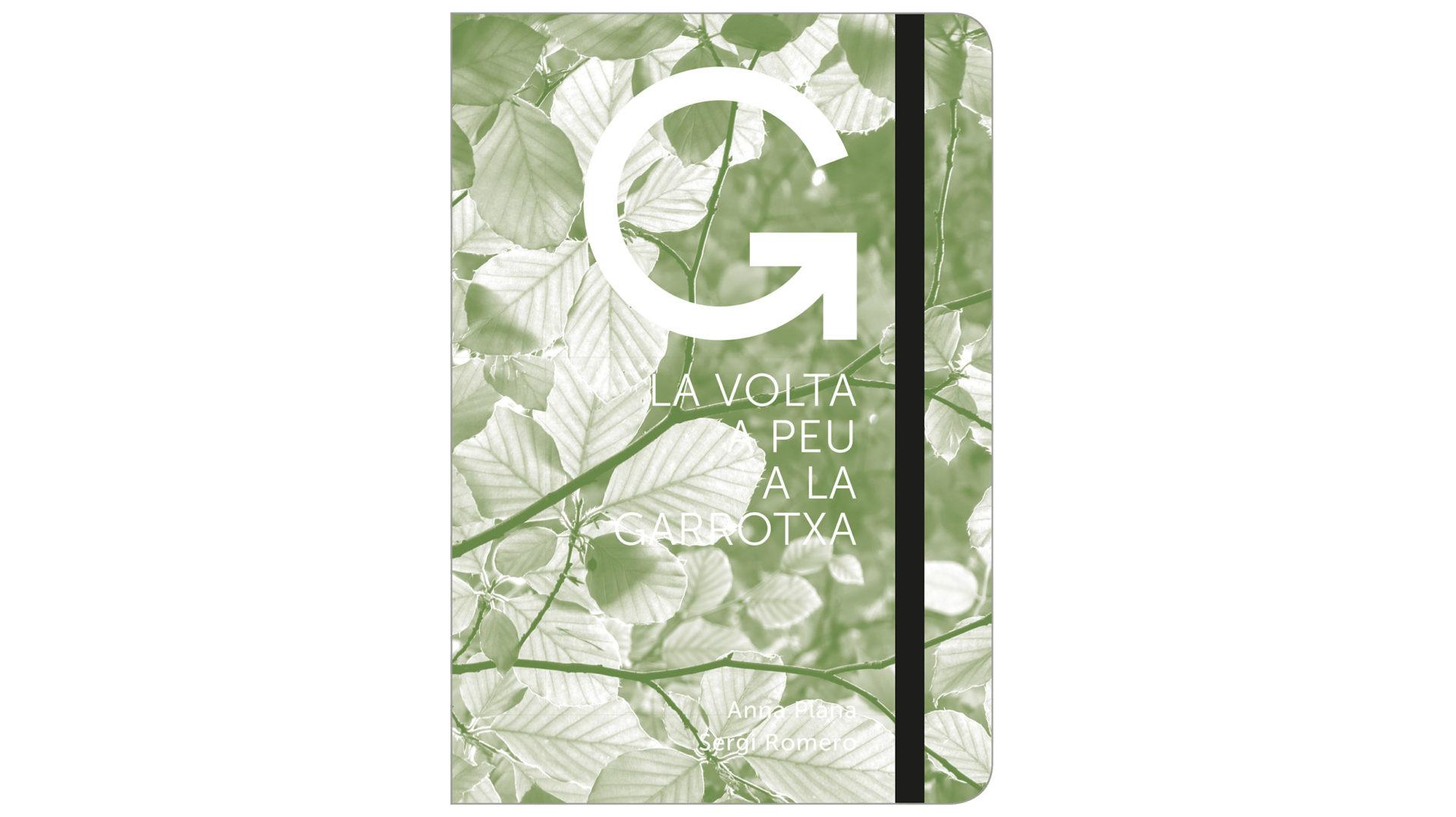 Presentació del llibre 'La volta a peu a la Garrotxa'