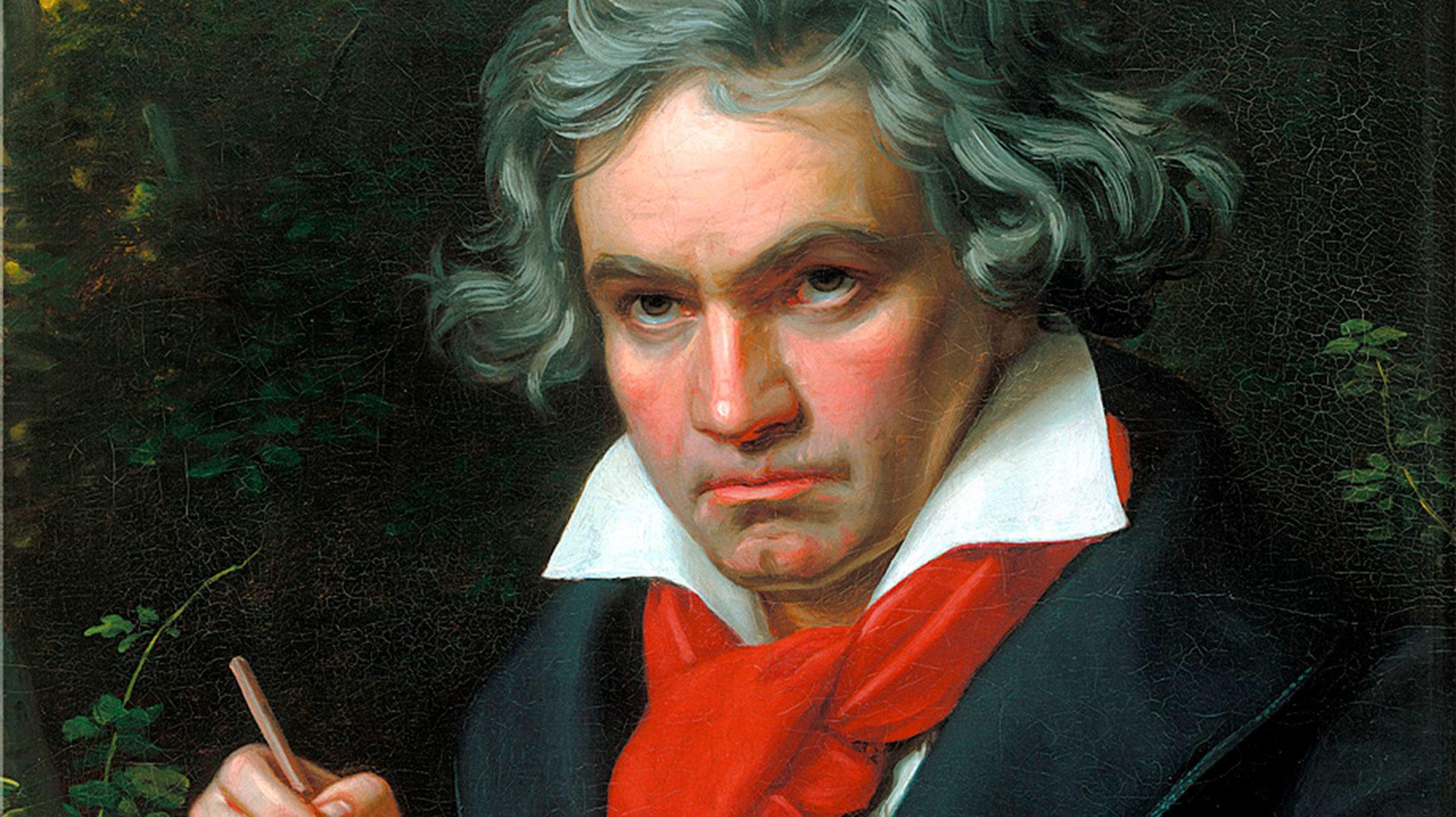 Beethoven i les seves quatre últimes simfonies