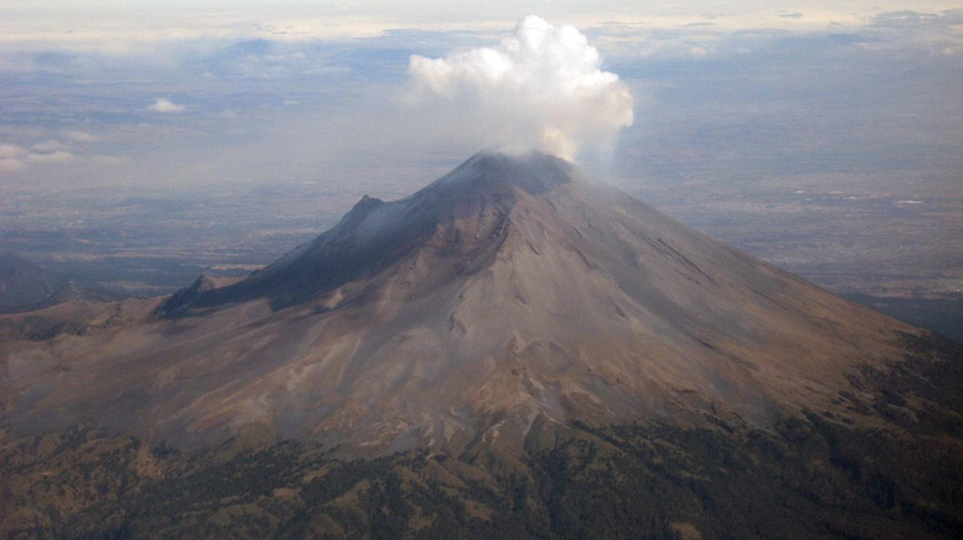 Què en sabem dels volcans? Els volcans de Mèxic i el seu impacte en la societat