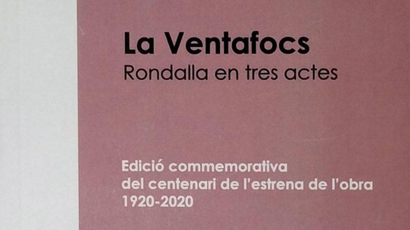 Centenari de la Ventafocs de Josep M. Folch i Torres