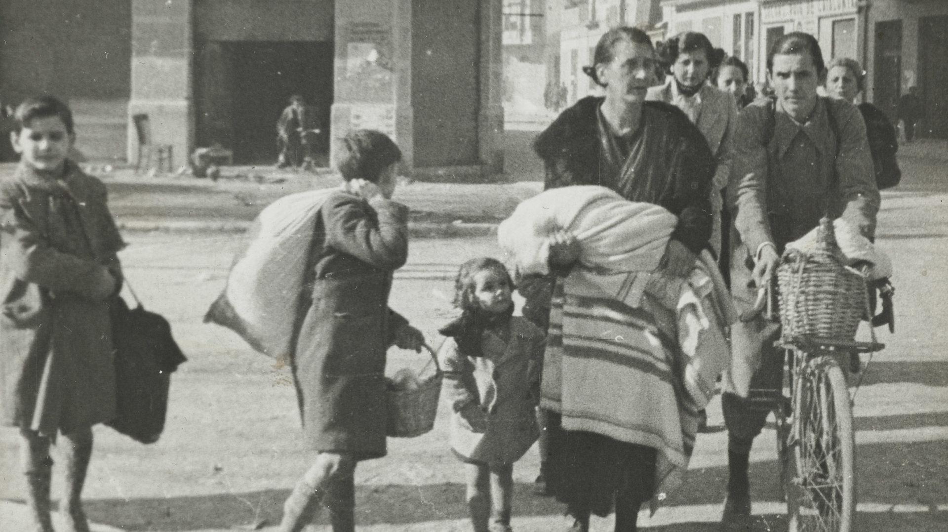 Presentació del llibre 'Girona, 1939: porta de l'exili. Escrits del final de la Guerra Civil'