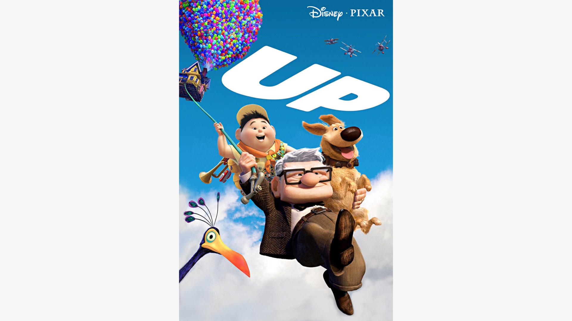 Cinema del club: Up