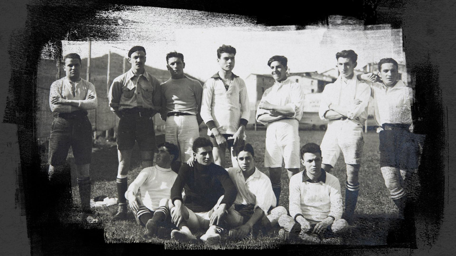 Estrena del documental 'Memòries de la Unió Esportiva Olot'