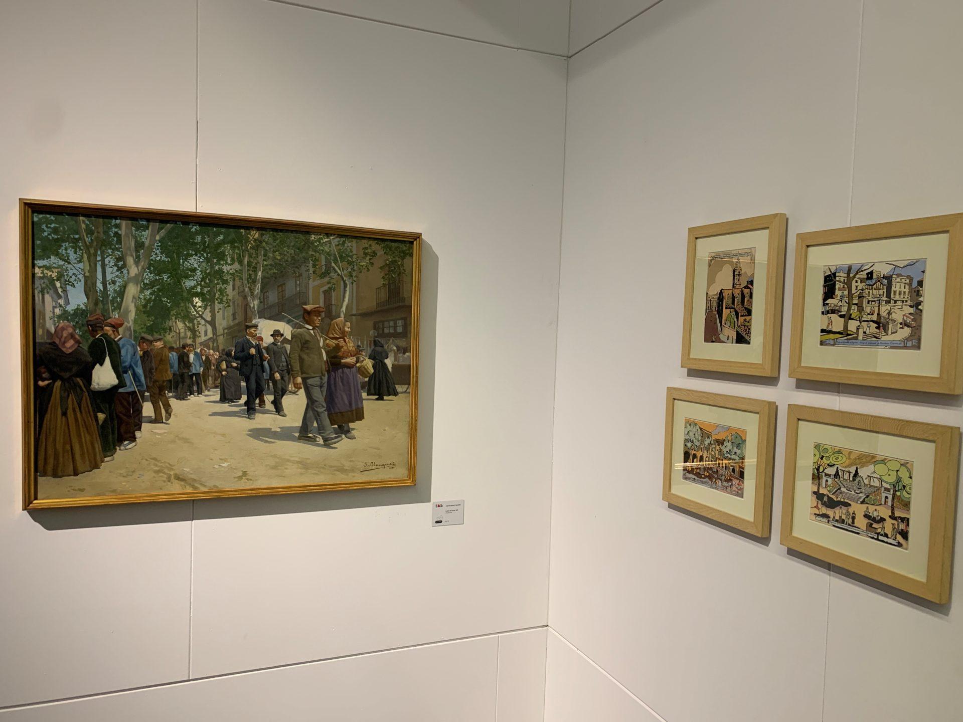 Exposat per reformes, al Museu de la Garrotxa.